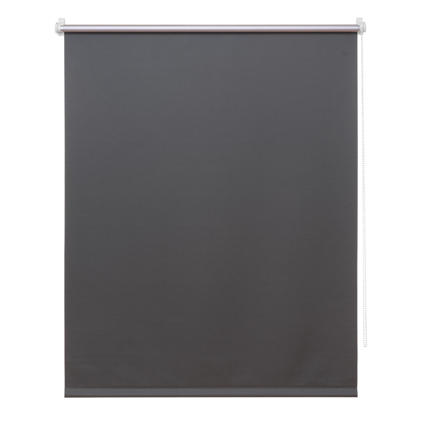 verdunkelungsrollo ohne bohren rollo klemmfix thermorollo klemmtr ger grau ebay. Black Bedroom Furniture Sets. Home Design Ideas