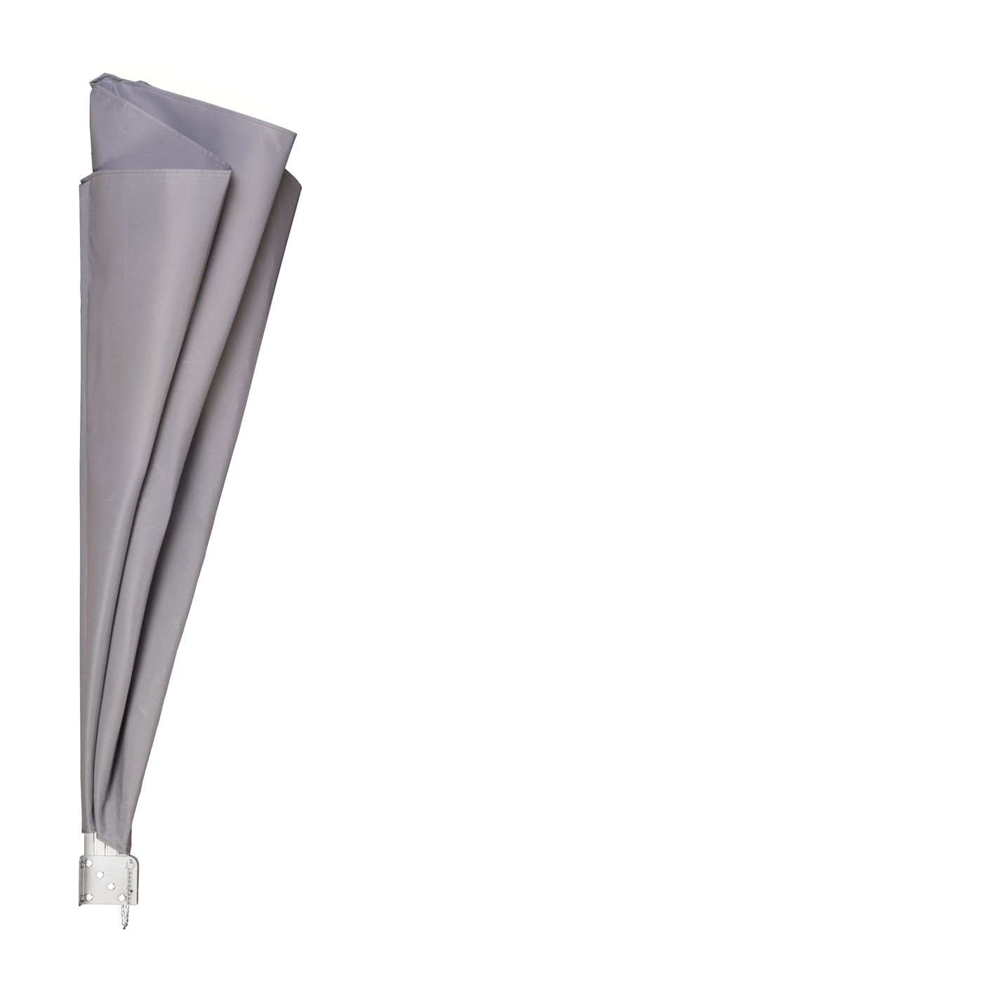 Balkonfacher 140 X 140 Cm Grau Sichtschutz Windschutz Sonnensegel