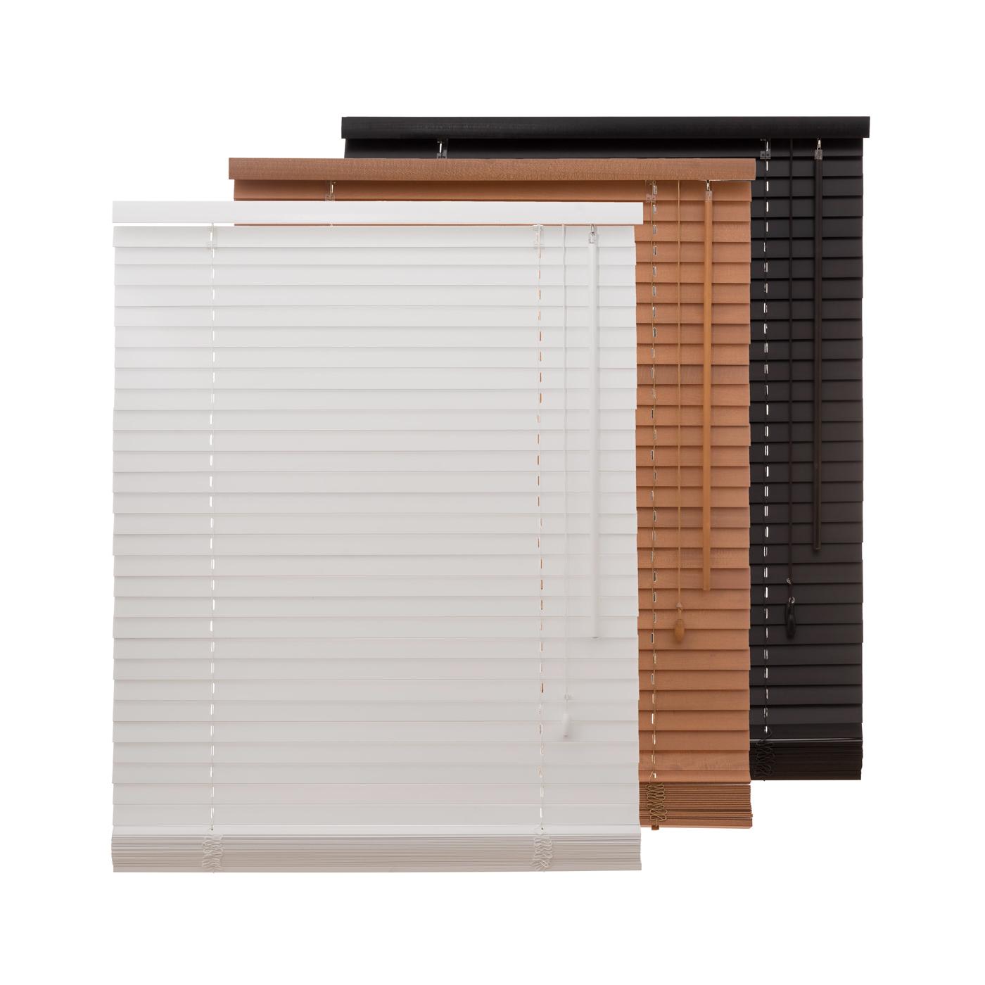 jalousie holzjalousie holz rollo plissee echtholz holzrollo lamelle 35mm ebay. Black Bedroom Furniture Sets. Home Design Ideas