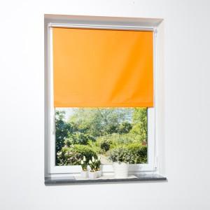 Rollo_BO_Orange_Fenstermontage_Galerie