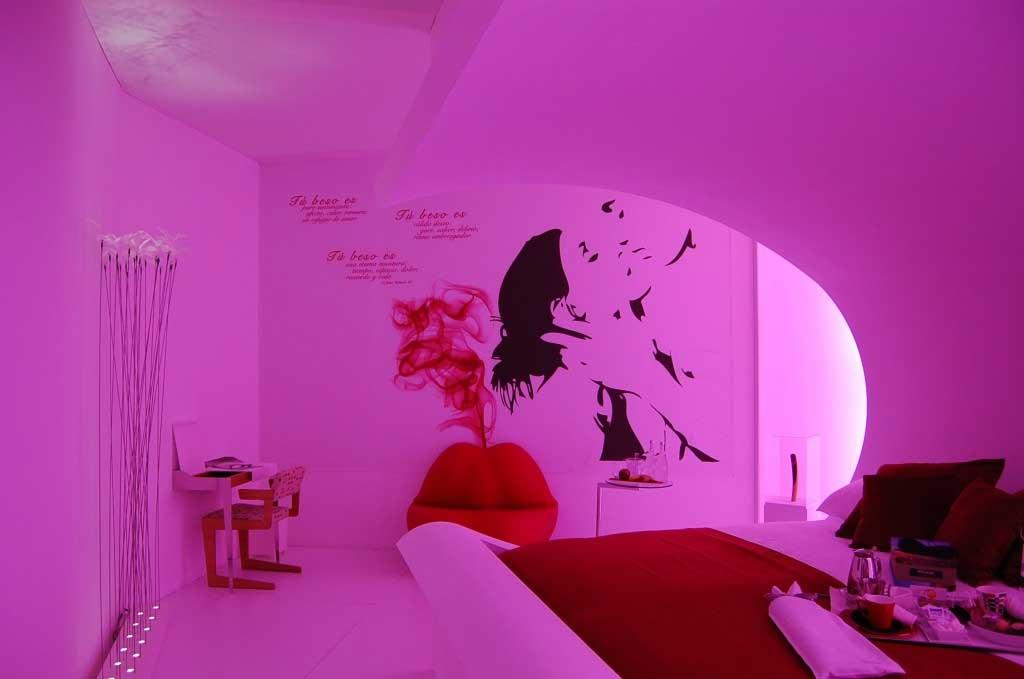 Rotes esszimmer fur intensive einladende atmosphare  Welcher Farbtyp sind Sie? Farbpsychologie in Ihrem Zuhause ...