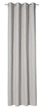 Esprit Needlestripe grau 21455-010-140-250 Ösenschal 140x250cm