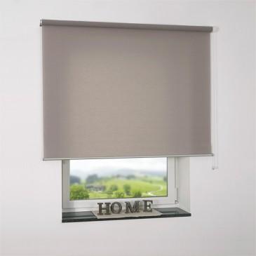 Schöner Wohnen Rollo Standard grau lichtdurchlässig