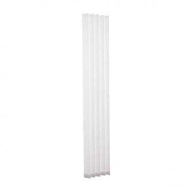 Lamellen 89mm weiß