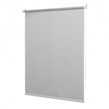 Fenster Verdunkelungsrollo hellgrau / viele Größen
