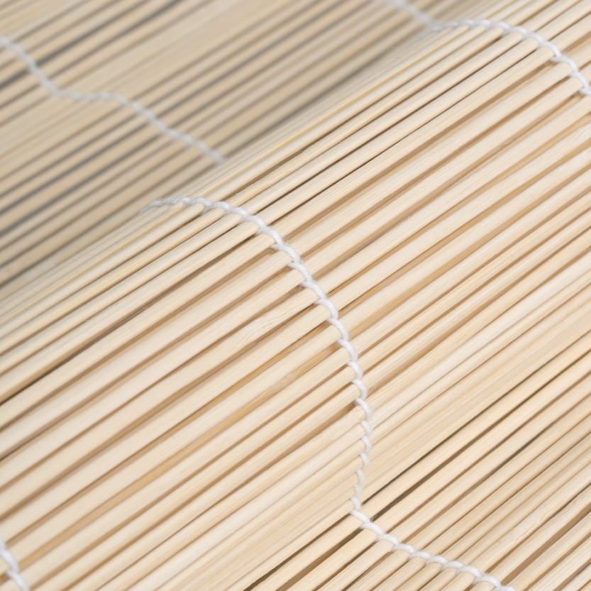 Bambusrollo Natur Bambusrollo Rollos Jaromondo Shop