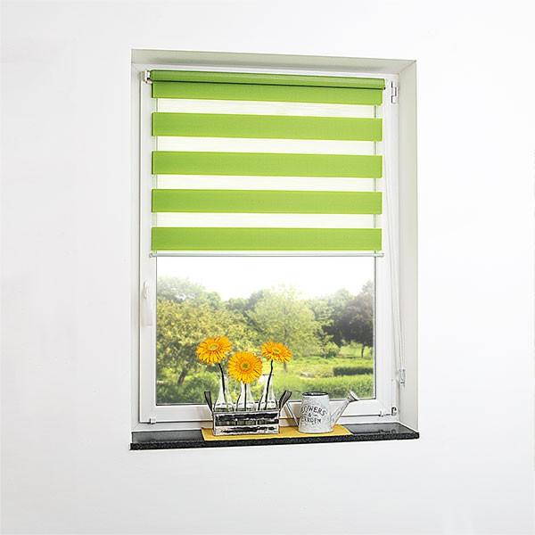 Fenster doppelrollo verspannt gr n viele gr en for Fenster shop