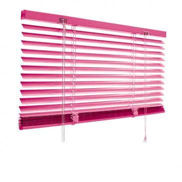 Decosol Alujalousie 25mm rosa