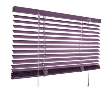 Decosol Alujalousie 25mm violett