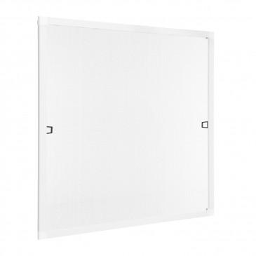 Insektenschutz Fenster Spannrahmen weiss (RAL 9016)