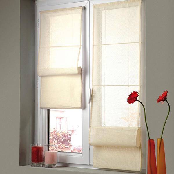 Fenster raffrollo beige viele gr en fensterraffrollo for Fenster shop