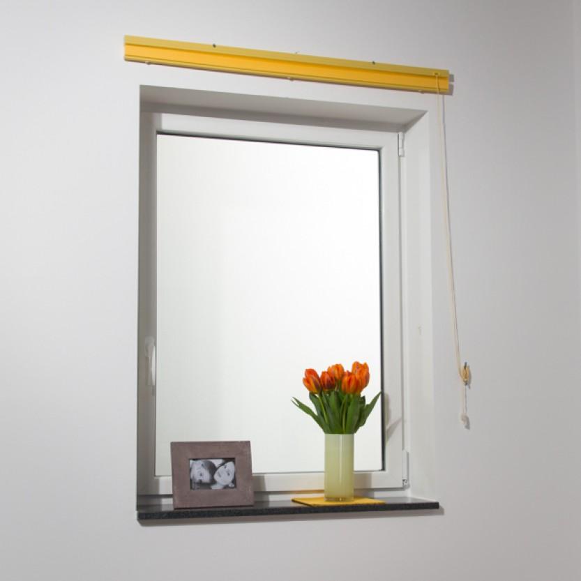 plissee jalousie gelb viele gr en plissee jalousie plissees jaromondo shop. Black Bedroom Furniture Sets. Home Design Ideas