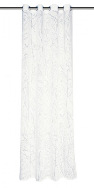 sch ner wohnen twig weiss 50137 030 140 245 senschal 140x245cm vorh nge vorh nge. Black Bedroom Furniture Sets. Home Design Ideas