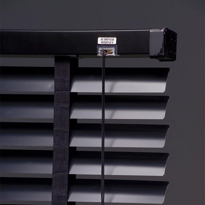 Sch ner wohnen alujalousie 50mm schwarz jaromondo shop for Schoener wohnen shop
