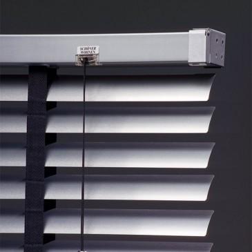 Schöner Wohnen Alujalousie 50mm silber